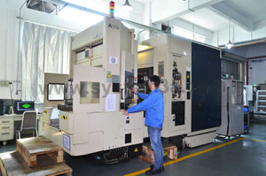 MAKINO horizontal machining center